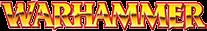 Warhammer miniature wargame