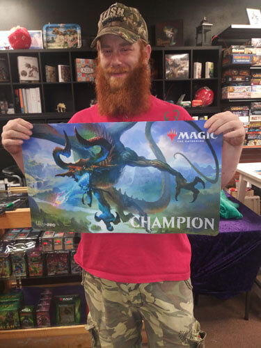 Magic The Gathering Tournament champion