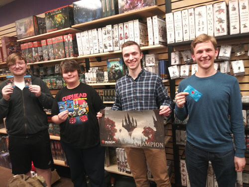 magic the gathering champions